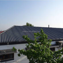 Top quality classical warehouse lasting colors insulation plastic roofing sheet tiles