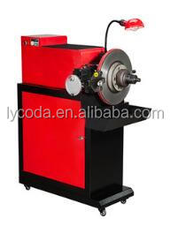 LY500 automatic truck brake lathe machine prices for sale