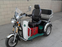 three wheel motorcycle taxi disabled three wheeler 110cc passenger taxi tricycle (SY110ZK-A)