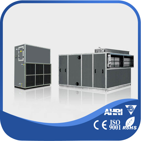 central fresh air cooling and ventilating unit