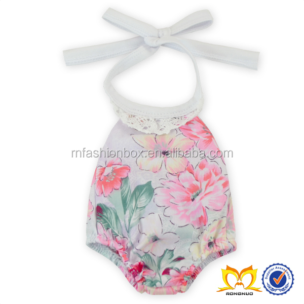 Floral 2016 Cotton Wholesale Games For Girls Dress Up Baby Romper American Girl 18 Inch Doll Clothes