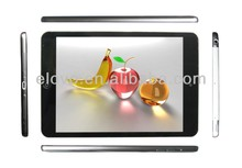 Cheap 3G tablet price china 7.85 retina tablet MTK6589 quad core 1GB/4GB IPS screen 3G tablet