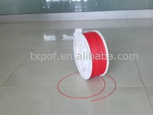 plastic optical fiber,Solid Core optic side and end light Fiber series,PVC material