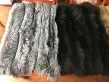 Top Raccoon Fur For Collar