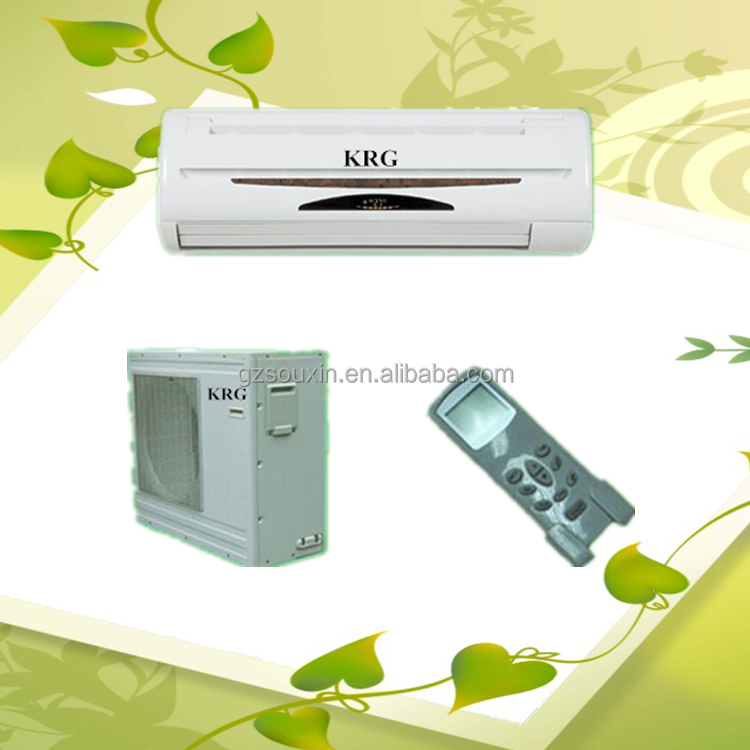 18000BTU China reliable high quality split air conditioning 2 horsepower wall split air conditioner