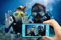 China Supplier Cheap Price Dive Waterproof Mobile Phone Case For iphone 6 case