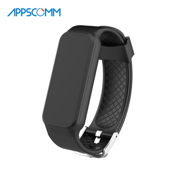 2017 APPSCOMM Smart Watch Touch Screen L38I Bluetooth Smart Bracelect Heart Rate Monitor for sale