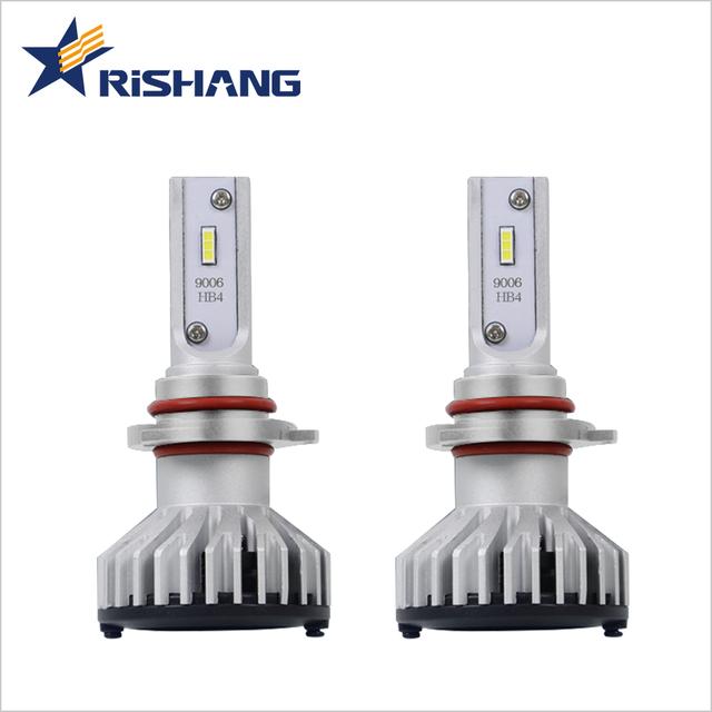 Wholesale LED auto headlight 9005 9006 HB3 HB4 DC 12-24V car led light