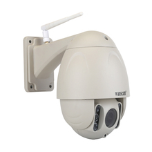 Wanscam HW0045 Security CCTV Speed Dome ONVIF 5X ZOOM PTZ IP Network Camera 2.0MP 1080P