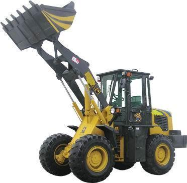 1.6ton small wheel loader fornarrow place, ship's cargo operations wheel loader