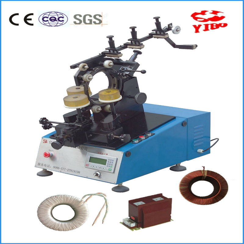 YF-130A small coil winding machine toroid coil winding machine