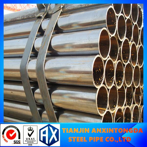 steel tube gals astm a53 products!erw pipe trader!ERW black steel pipe/tube