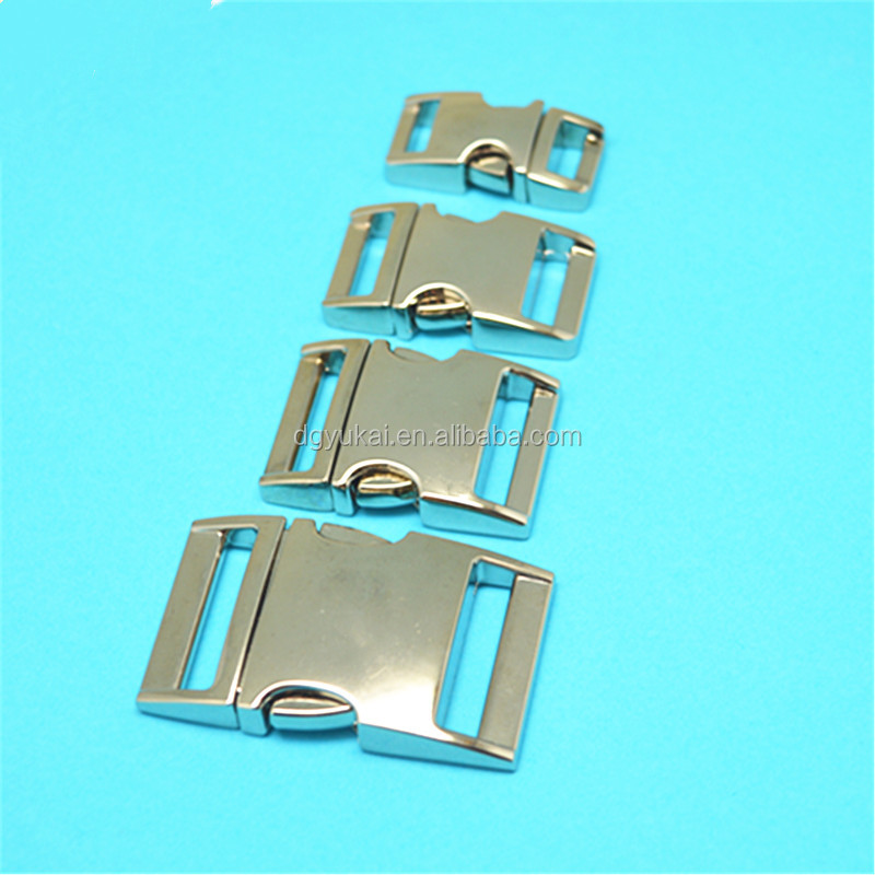 Strong metal buckles for dog collars,bag buckle manufacturers,luggage strap with metal buckle