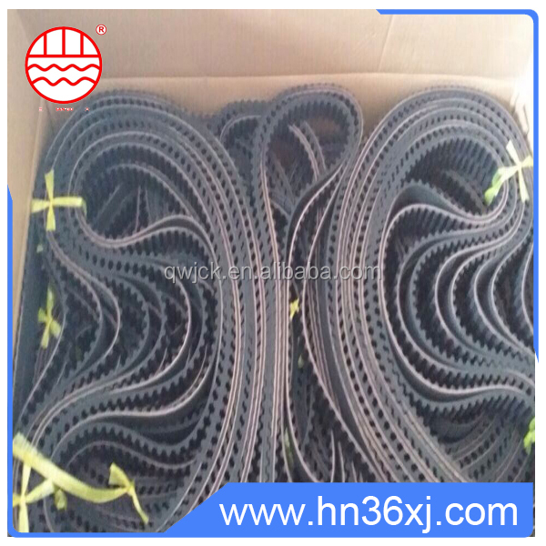 Automobile glass fiber CR timing belt