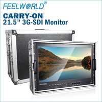 Top quality 3G-SDI input&Output 21.5 inch professional 1080p High Definition arts and photography lcd monitor