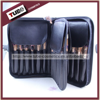 HoT 29pcs professional makeup brush factory with natural hair make up brush set wholesale with white case