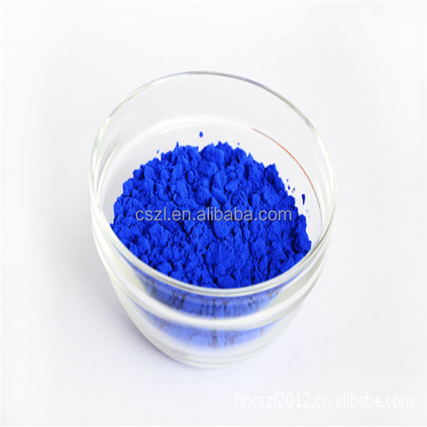Ceramic color pigment powder coating ceramic paint color glaze stain cobalt blue pigment for tile and glass mosaic