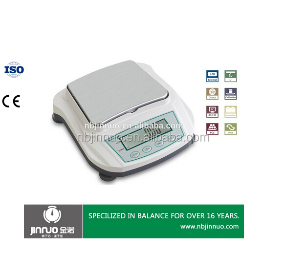 6000g industry economical analytical electronic balance price