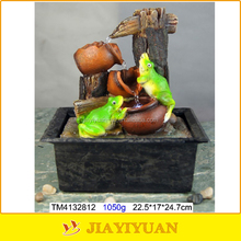 Hot Sale Factory Frog Water Fountain