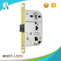 2019 High quality 72mm fire rated mortise center lock