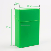 2017 new high quality Durable waterproof Silicone Cigarette Case