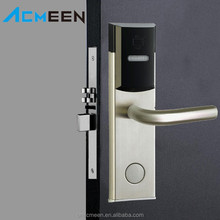 Security Electronic Hotel Door Lock RF ID Card Door Lock