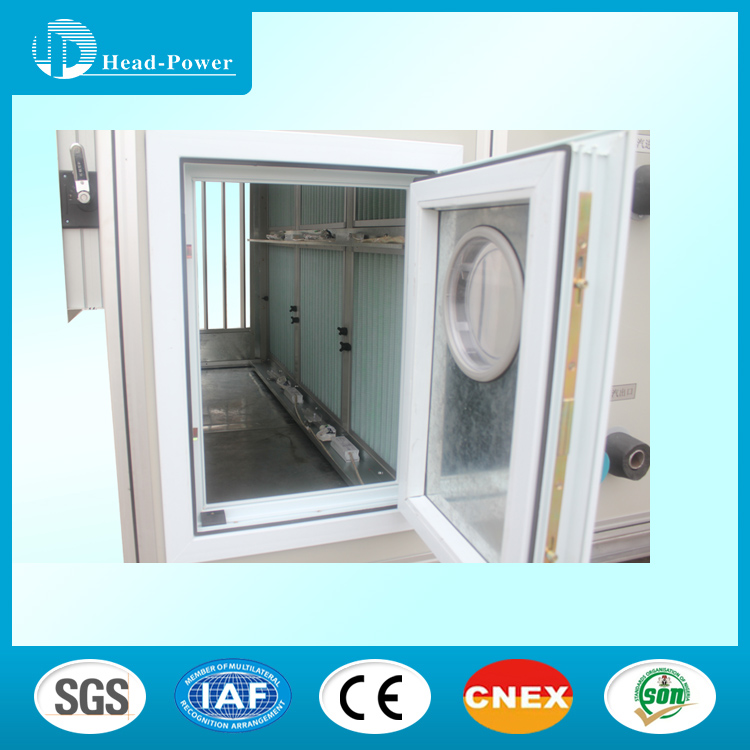 Air Handling Unit Type and CE Certification ducted ceiling AHU