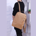 Wholesale cheap Washable tyvek Kraft Paper Backpack