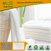 100% cotton woven printed voile gauze fabric wholesale