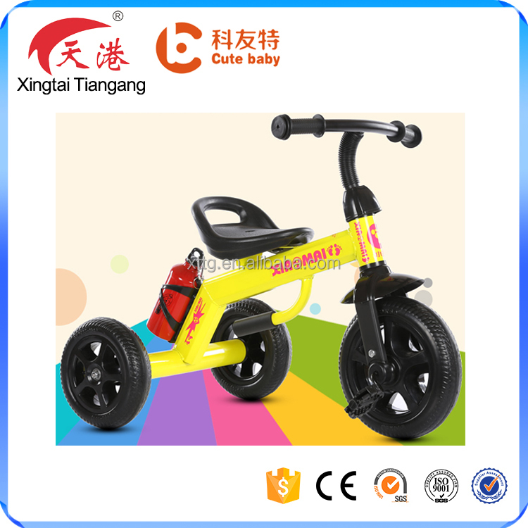 Hot selling baby pedicab kids folding triciclo