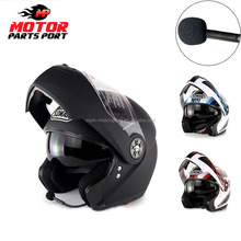 200 Hours standby mini motorcycle helmet bluetooth with DOT Approved