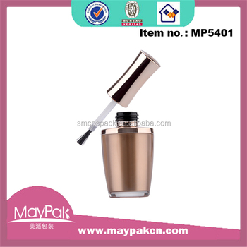 10ml empty acrylic nail polish bottle for sale wholesale