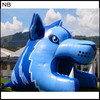NB-TN30312 new style Large inflatable dog head tent for outdoor activities