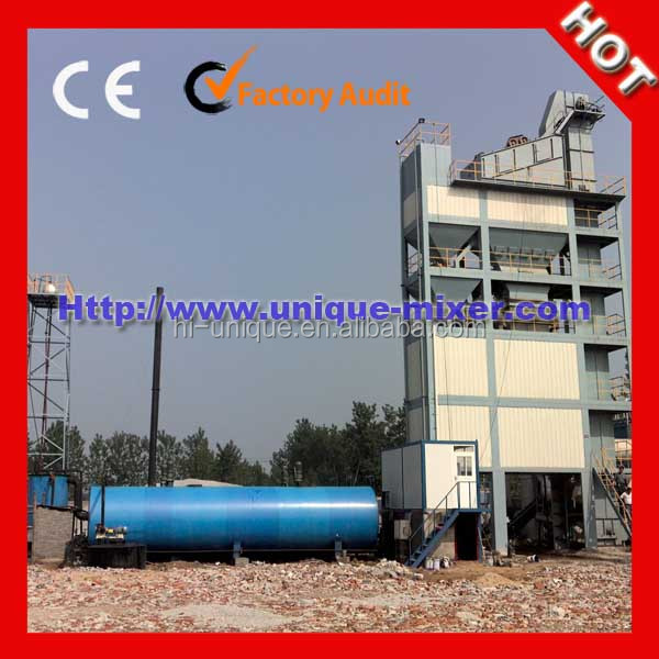 2015 Hot Asphalt Machine Bitumen Emulsion Plant