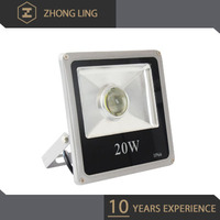Aluminum Die Casting 20w led stage flood light