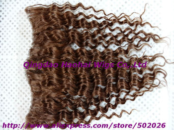 virgin human hair color full lace frontal no shedding full lace frontal