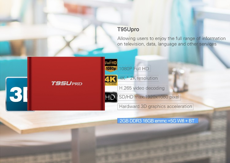 T95U Pro Amlogic S912 Openelec Linux Android 6.0 Marshmallow 2Gb Ram 16Gb Rom Japanese Free Hd Sex Porn Video Japan Tv Box