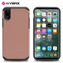 IVYMAX Soft slim tpu hard back phone case for iphone 6s 6 x cover case pc