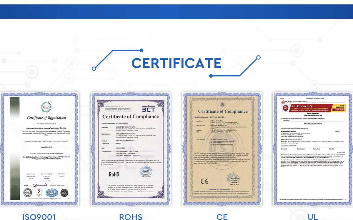Shenzhen Moko Technology Ltd Pcb Sales Pcba Circuit Board Maker Buy Printed Makerpcb 0000