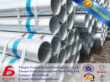 China Manufacturer Hot Sale 8 Pulgadas Tubos De Acero Galvanizado