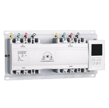 CB class ATSE Automatic Changeover Switch ATS 63A 125A 160A 200A 250A 400A 630A NZ7 Dual Power Supply Automatic Transfer Switch