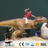 OA22612 Customized Animated Robotic Dino Rider