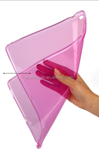 Hot selling Ultra slim Clear TPU cover Case for iPad Pro , For iPad Pro case , tablet accessories