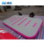 Hot! Customized used inflatable mats gymnastics, inflatable air track gymnastics/gym mats, tumble track