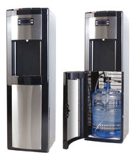 Piano Button Display Board Water Cooler Dispenser