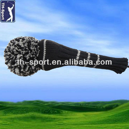 Customized Knit Ladies Golf Club Head Covers