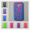 Shockproof TPU PC Cell Phone Cases for Samsung Galaxy S4 Mini Case