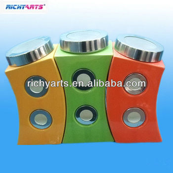 colorful ceramic kitchen canister set for wholesale buy online get cheap colorful kitchen canisters aliexpress