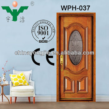 Cheap High Quality Half Glass Interior Wood Doors Buy Half Glass Interior Wood Doors Wood