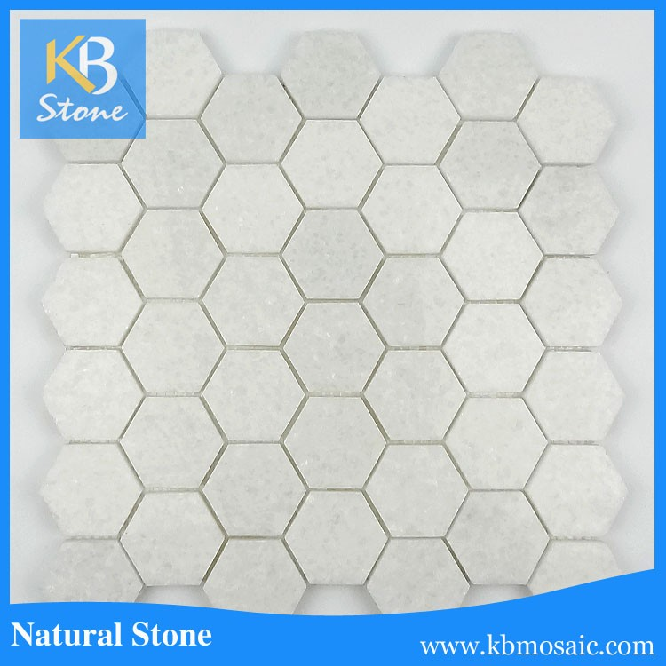 Brand New Polished Chinese Natural stone polished white marble For Floor Tiles and Wall Tiles